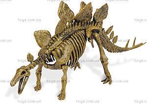 Набор Geoworld Дино-раскопки «Стегозавр», CL123K, фото