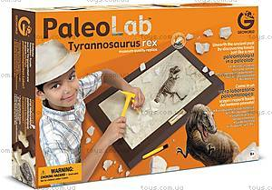 Игровой набор юного палеонтолога «Тиранозавр Рекс», CL145K