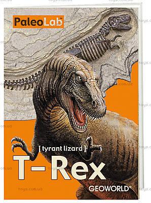 Игровой набор юного палеонтолога «Тиранозавр Рекс», CL145K, цена
