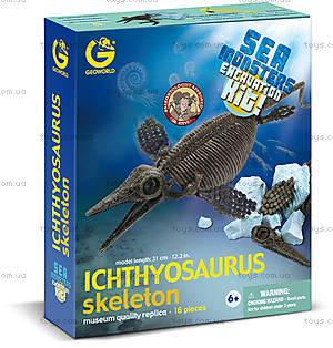 Набор Geoworld «Морские монстры. Ихтиозавр», CL182K