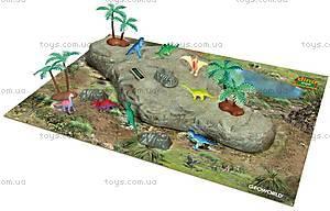 Игровой набор Geoworld «Эпоха динозавров», CL169K, доставка