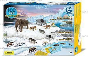 Игровой набор Geoworld «Ледниковый период», CL170K