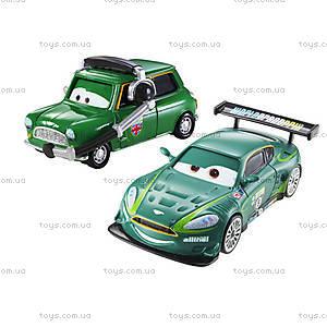 Машинки-герои из мультика «Тачки 2», Y0506, отзывы