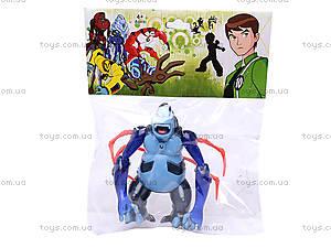 Герои BEN 10, 15 видов, 6515, игрушка