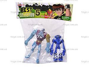 Герои Ben 10, 55132, магазин игрушек