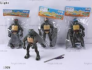 Герои «Черепашки-ниндзя», с оружием, 7947