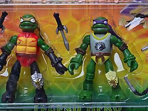 Герои «Черепашки-ниндзя» с оружием, 6292, купить