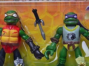 Герои «Черепашки-ниндзя» с оружием, 6292, фото