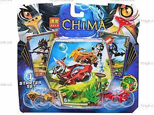 Герои «Chima» на планшете, 10027