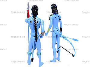 Герои фильма «Аватар», W02-1047, детские игрушки