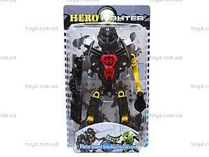 Герои «Hero Fighter», 2010-3, игрушки