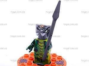 Герои конструктора «Ниндзя», 9769F-1, игрушки