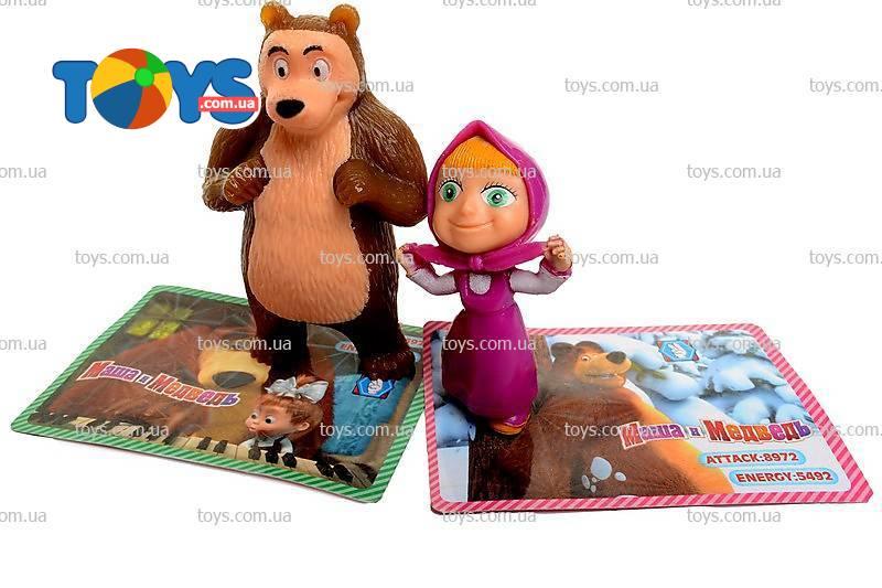 Герои «Маша и медведь», 16 комплектов - Маша и Медведь в ...