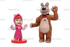 Герои «Маша и Медведь», 2 игрушки, M12015