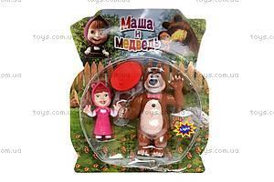 Герои «Маша и Медведь», 2 игрушки, M12015, купить