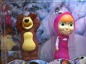 Герои «Маша и Медведь», 4 фигурки, R182A-4, фото