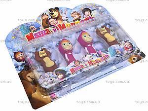 Герои «Маша и Медведь», 4 фигурки, R182A-4, отзывы