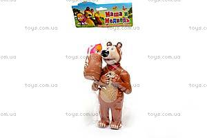 Герои «Маша и Медведь», с аксессуарами, 2012, купить