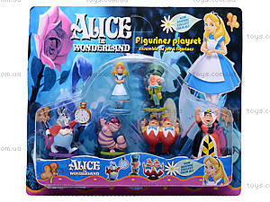 Герои мультфильма «Алиса в стране чудес», 210129