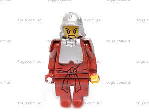 Набор конструктора «Герои-ниндзя», 06209, детские игрушки