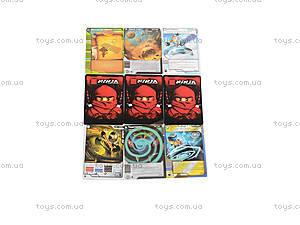 Игровой набор «Ниндзя» с оружием, 9751, купить