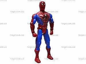 Герои Spiderman в наборе, 248-3