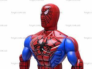 Герои Spiderman в наборе, 248-3, отзывы