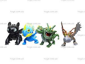 Игрушечные герои «Как приручить дракона», 02708, фото