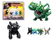 Игрушечные герои «Как приручить дракона», 02708, купить