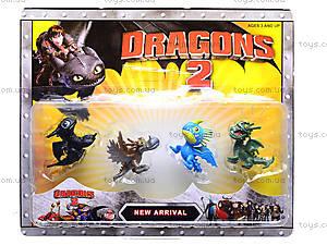 Игрушечные герои «Как приручить дракона», 02708, іграшки