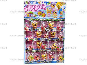 Игрушечные герои Pinypon, 16 штук, 03318, отзывы
