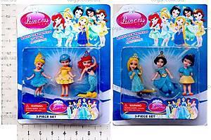 Детские герои принцессы на планшетке, 03348