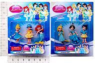 Детские герои принцессы на планшетке, 03348, фото