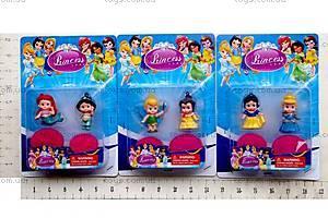 Набор принцесс на планшетке, 03361