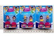 Набор принцесс на планшетке, 03361, фото