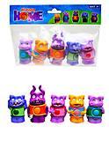 Набор игрушечных героев Almost home, 150406, купить