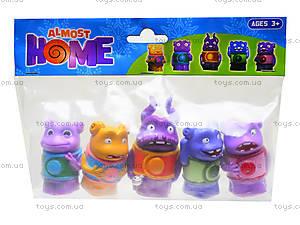 Набор игрушечных героев Almost home, 150406, цена