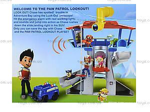 Игровой набор Paw Patrol «Смотровая вышка», 2003, фото