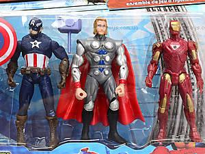 Игровые фигурки «Супергерои», 2312C, купить
