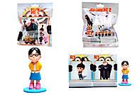 Фигурки героев Minions, в пакете, 31044