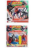 Герои Spiderman 4 mix, на планшетке, 8859-12