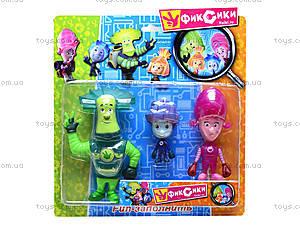 Набор игрушечных героев «Фиксики», 58001, купить
