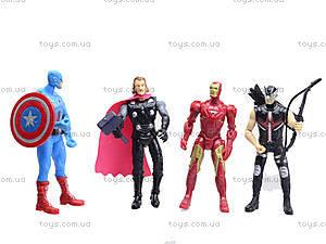 Игровой набор героев «Мстители», 68476, купить