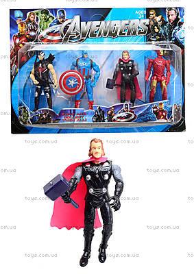 Игровой набор героев «Мстители», 68476
