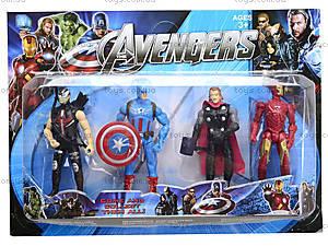 Игровой набор героев «Мстители», 68476, цена