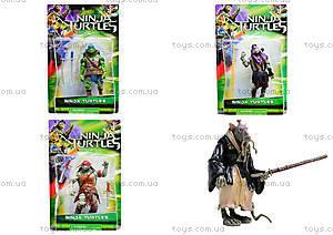 Игрушечная фигурка героя «Черепашки-ниндзя», 8066, игрушки