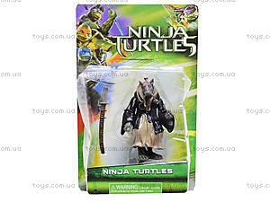 Игрушечная фигурка героя «Черепашки-ниндзя», 8066, магазин игрушек