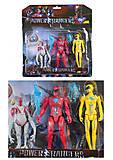 Герои «Power Rangers» с оружием, 8302, отзывы