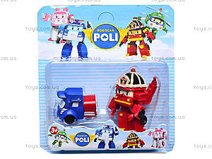Игрушечные герои «Робокар Поли», 896512, фото
