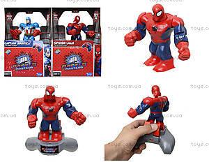Игровые фигурки героев «Мстители» с эффектами, 9878